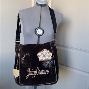 Vintage Juicy Couture Messenger Bag